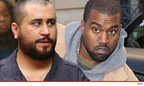 Zimmerman Kanye West