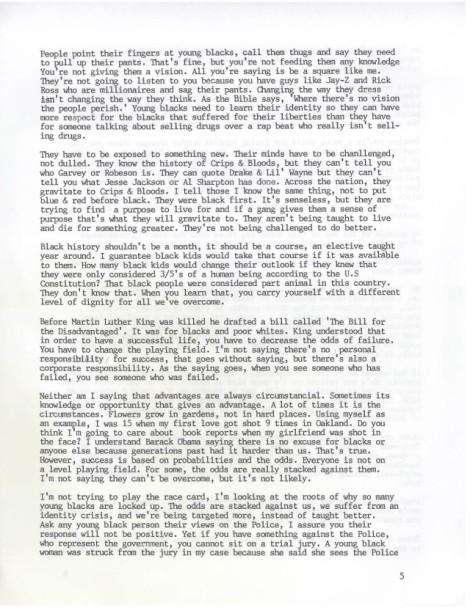 Ray Jasper Page 5