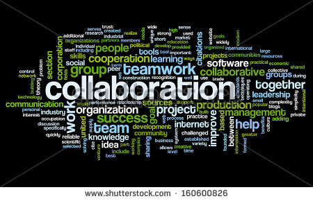 Collaborate or Perish!!!