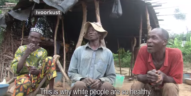 Cocoa Farmers and White Gaze