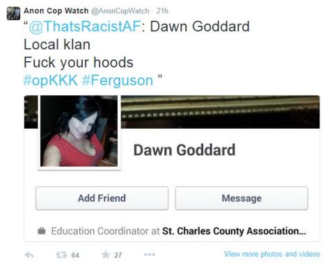 Dawn Goddard