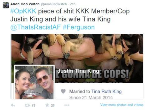 Justin Tina King