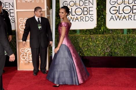 Kerry Washington Dress From the Side