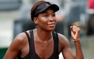 Venus Williams is a BAWSE: Calls Out Opponent after Staring Her Down