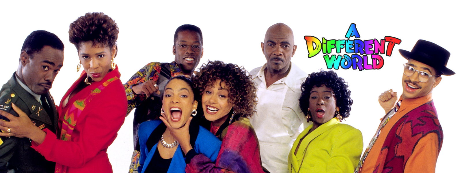 A Different World Is Now On Netflix!