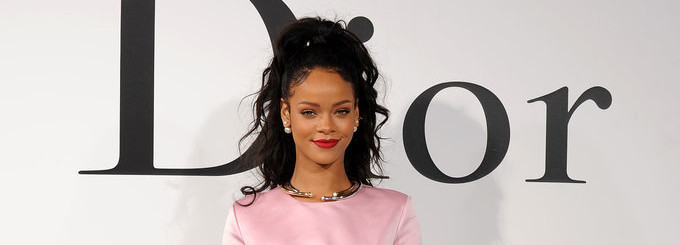 I'm Here for RiRi: First Black Woman to Sign With Dior