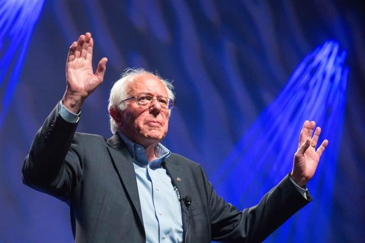 Bernie Sanders_Netroots