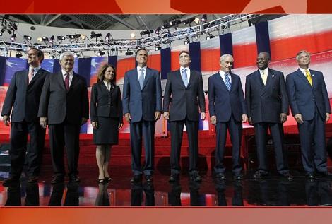 RNC 2012 Candidates